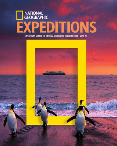 99e6d85b9836 2015-2016 National Geographic Expeditions by National Geographic  Expeditions - issuu