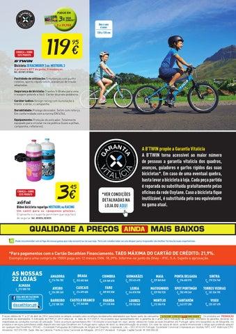 01047fdf6 Decathlon folheto ciclismo by Decathlon Portugal - issuu