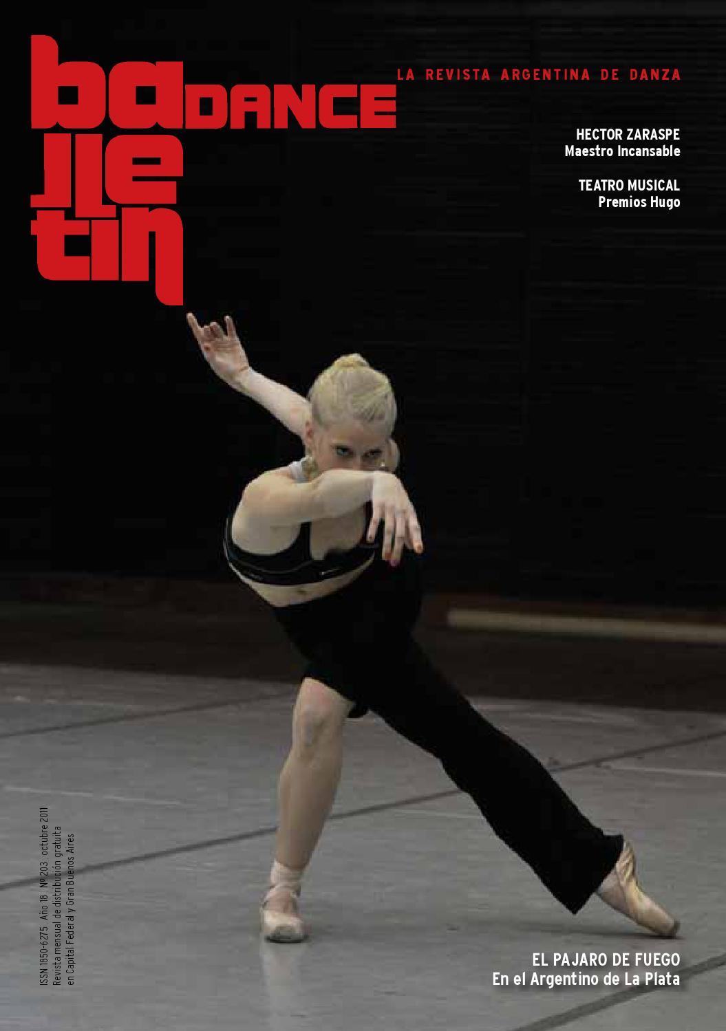 BALLETIN DANCE 203