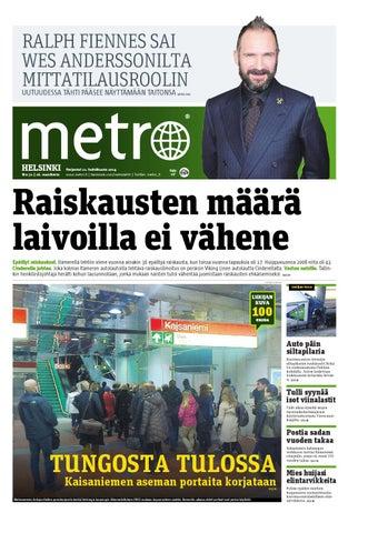 20140411 fi helsinki by metro finland - issuu 9082da1db8