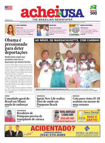88280dcaf84 AcheiUSA 500 by AcheiUSA Newspaper - issuu