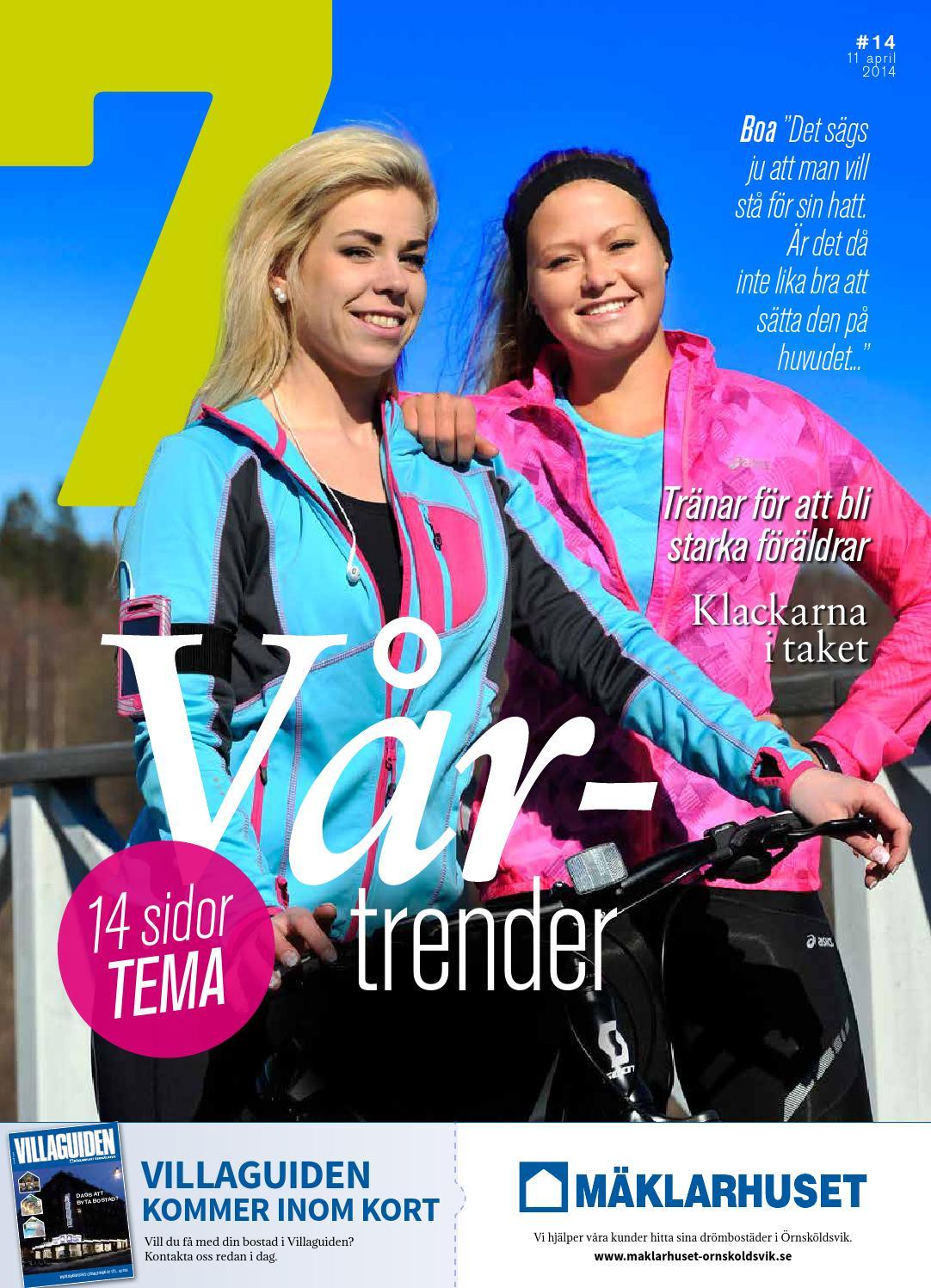 Tidningen 7 nr 14 2014 by 7an Mediapartner - issuu 534b3e90cde83