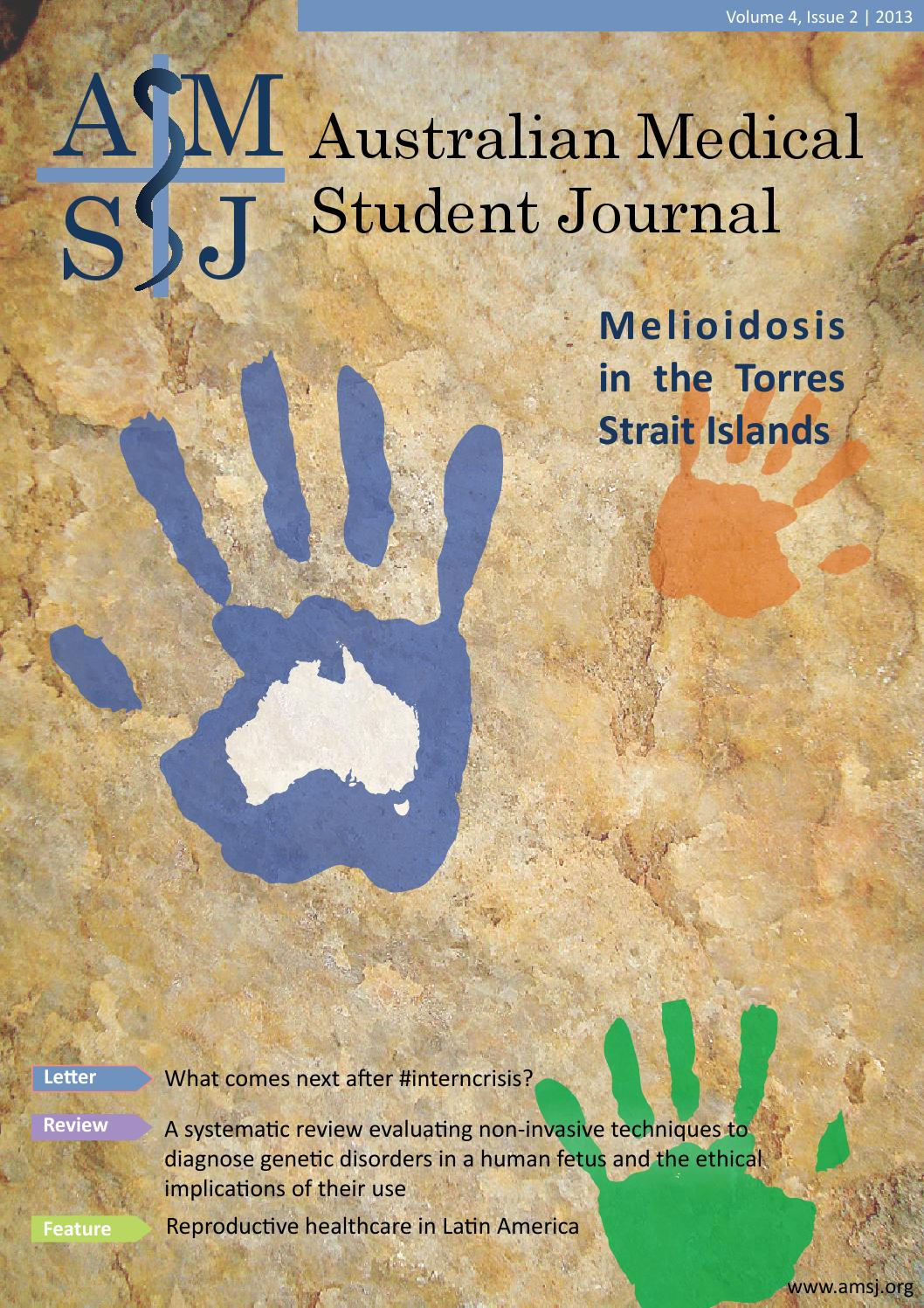 Australian Medical Student Journal Vol 4 Issue 2 By Hydrogen Power Diagram On The Cover North Coast August 17 Issuu