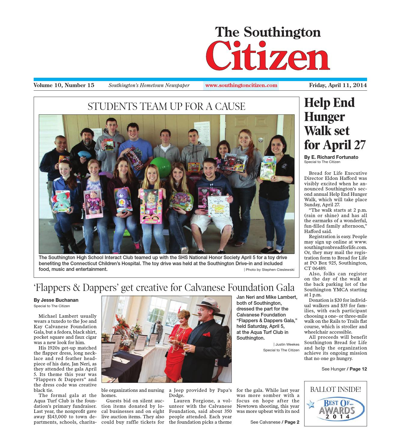 southingtoncitizen20170421 by dan champagne issuu