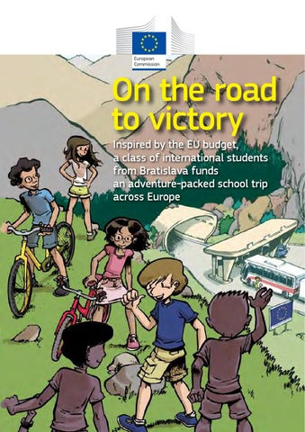 On The Road To Victory By Maison De L Europe A Nantes Issuu