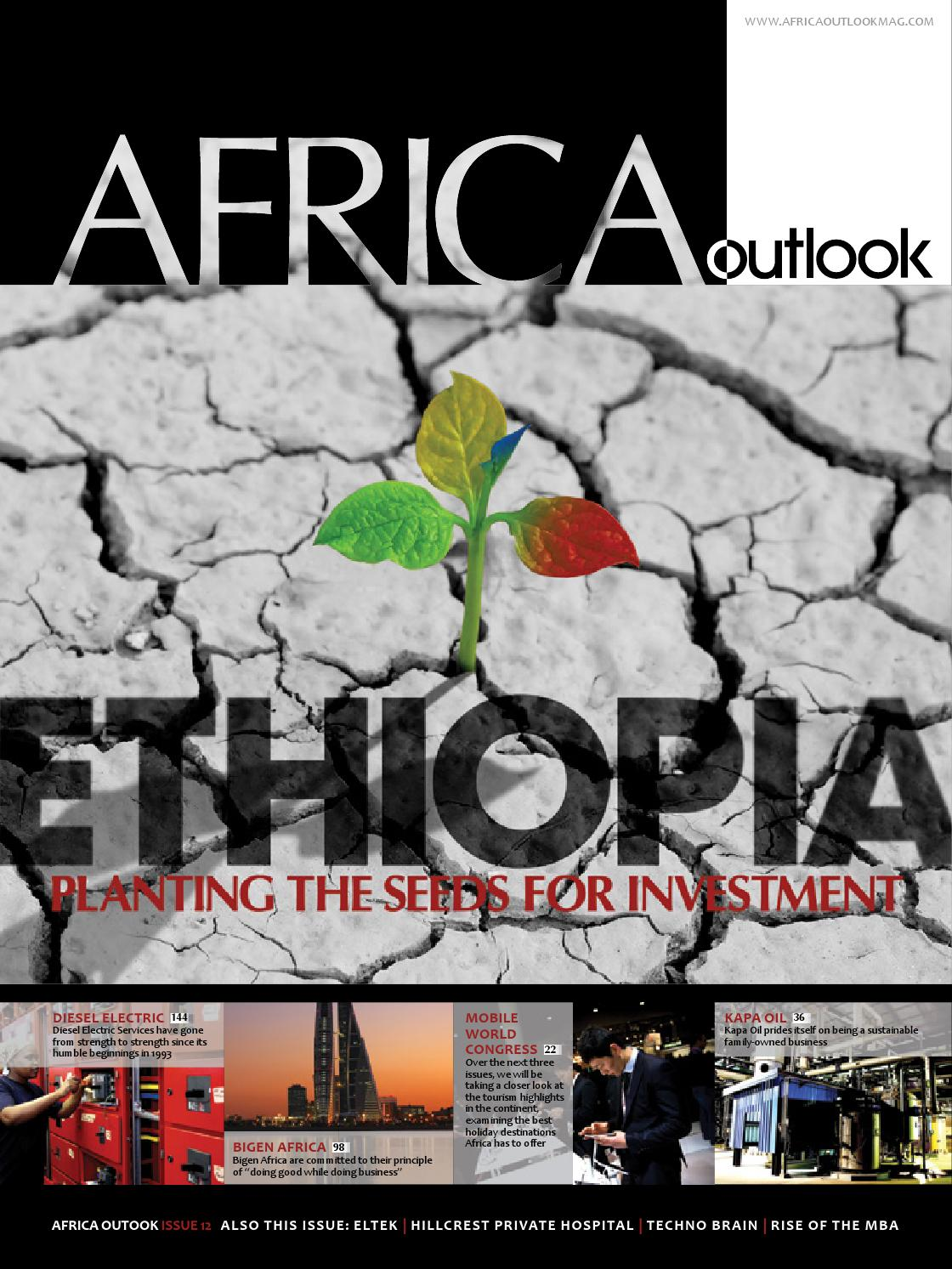 Africa Outlook Issue 12