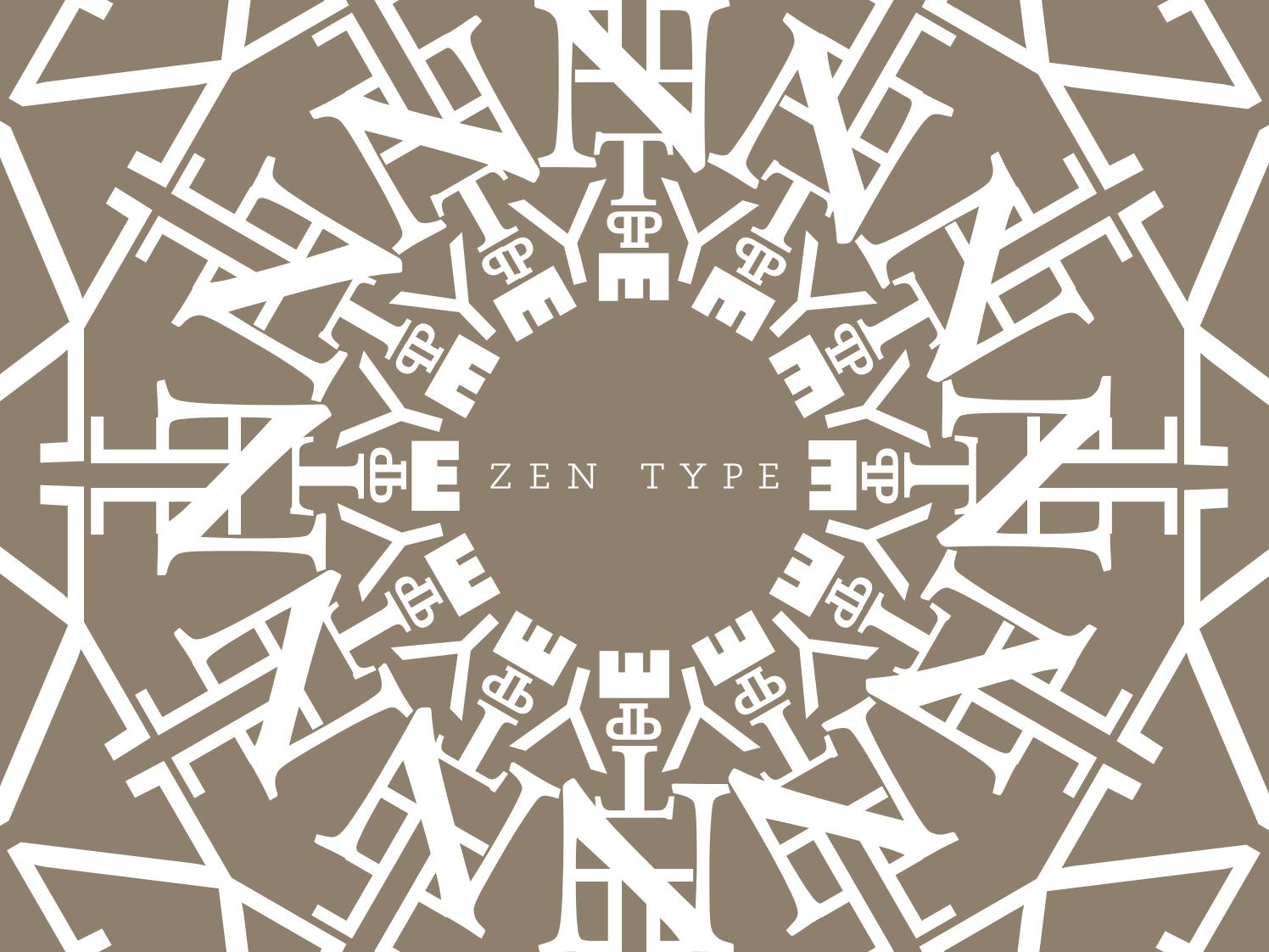 Zen Type: A Type Specimen Book by Lindsay Ruck - issuu