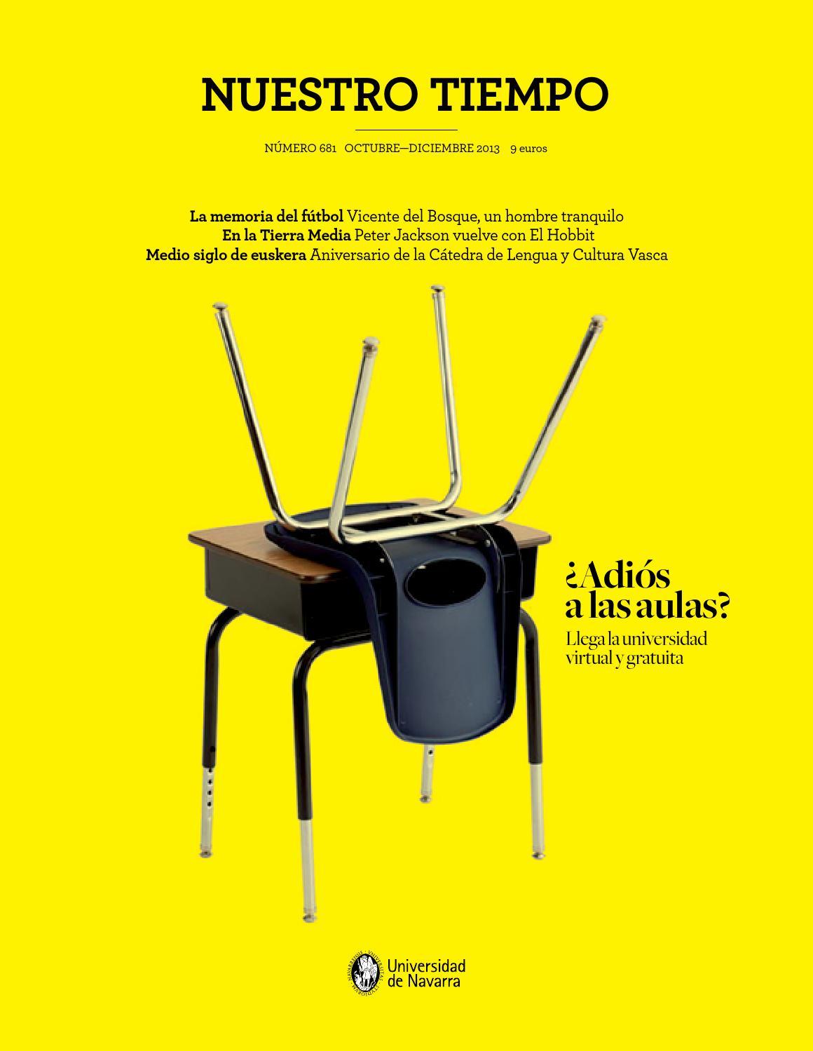 Nuestro Tiempo 681 by Revista Nuestro Tiempo - issuu