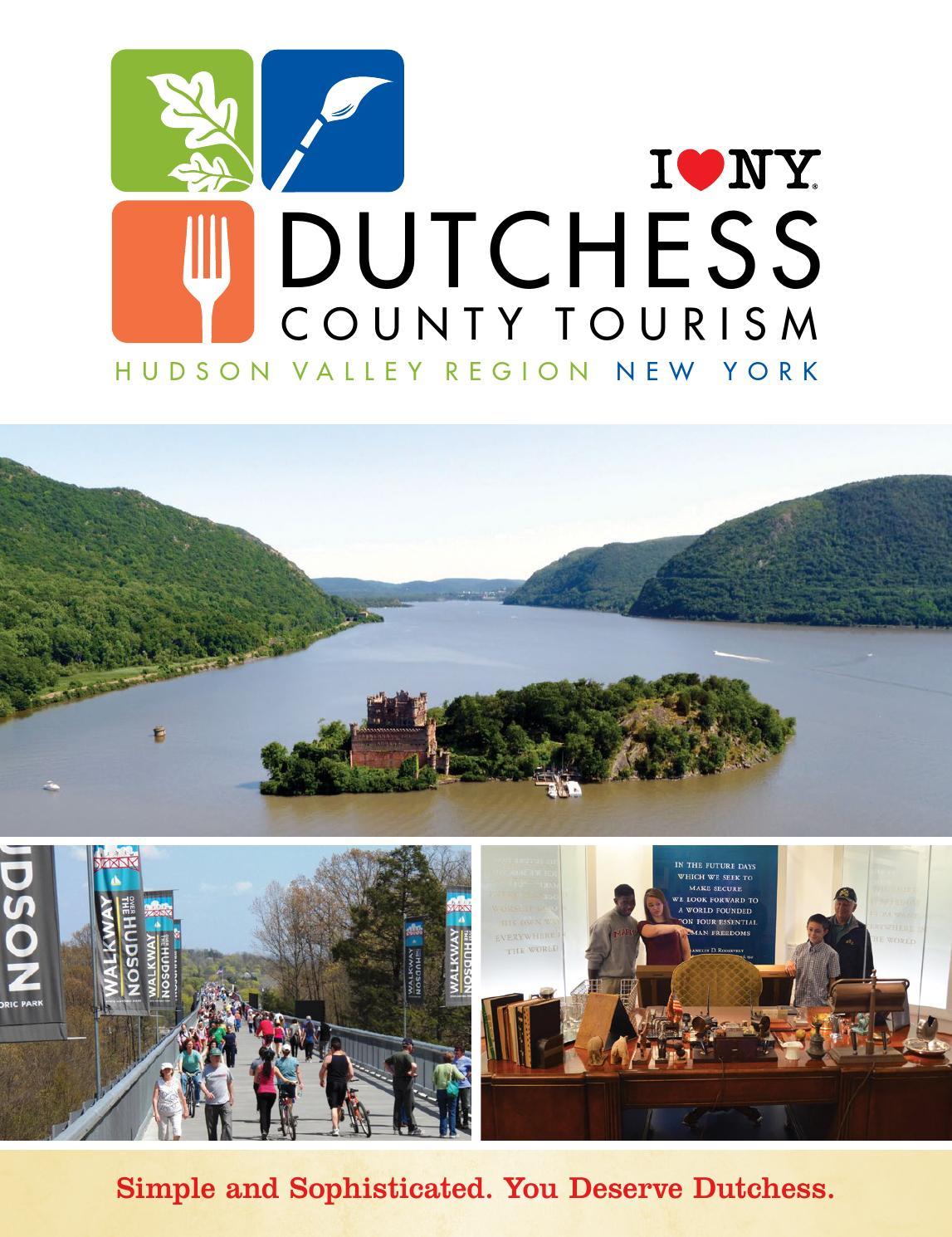 2014 Dutchess County Tourism Travel Guide By Chronogram Media Issuu