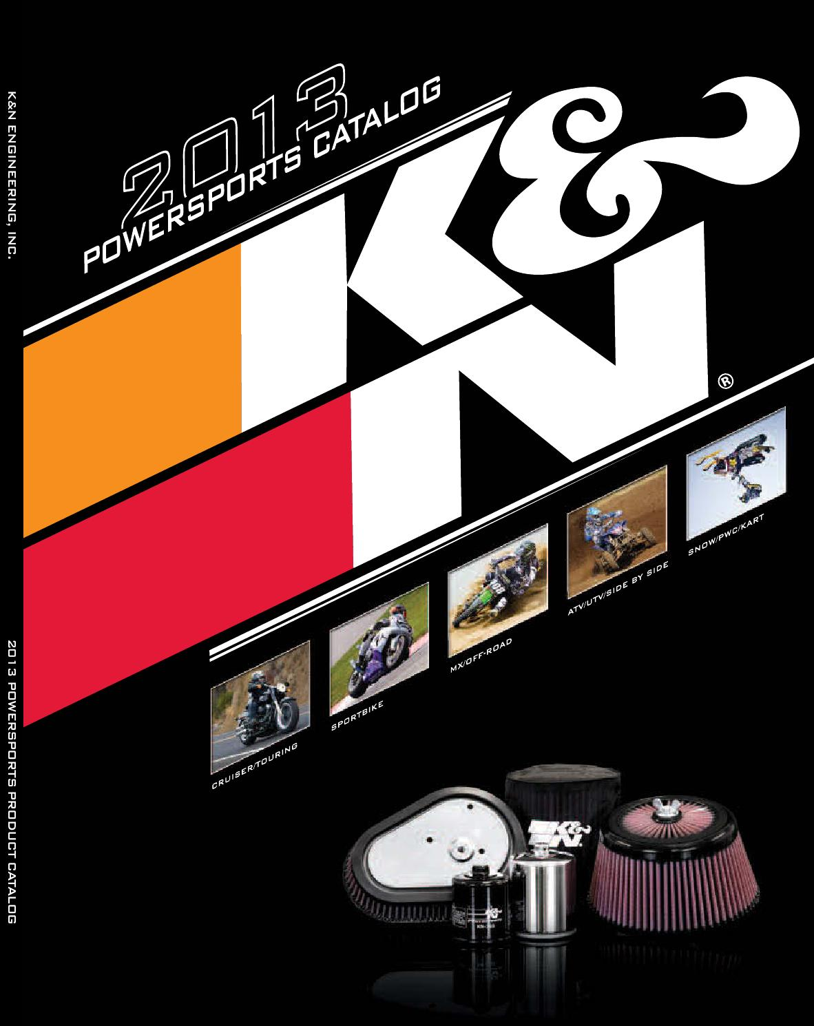 K/&N Air Filter Honda TRX250R HA-4250