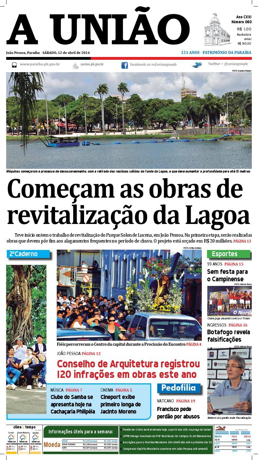 0c8e0f41ab1 Jornal A União by Jornal A União - issuu