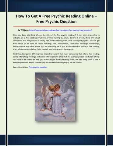 Free psychic question by fsdfeij - issuu