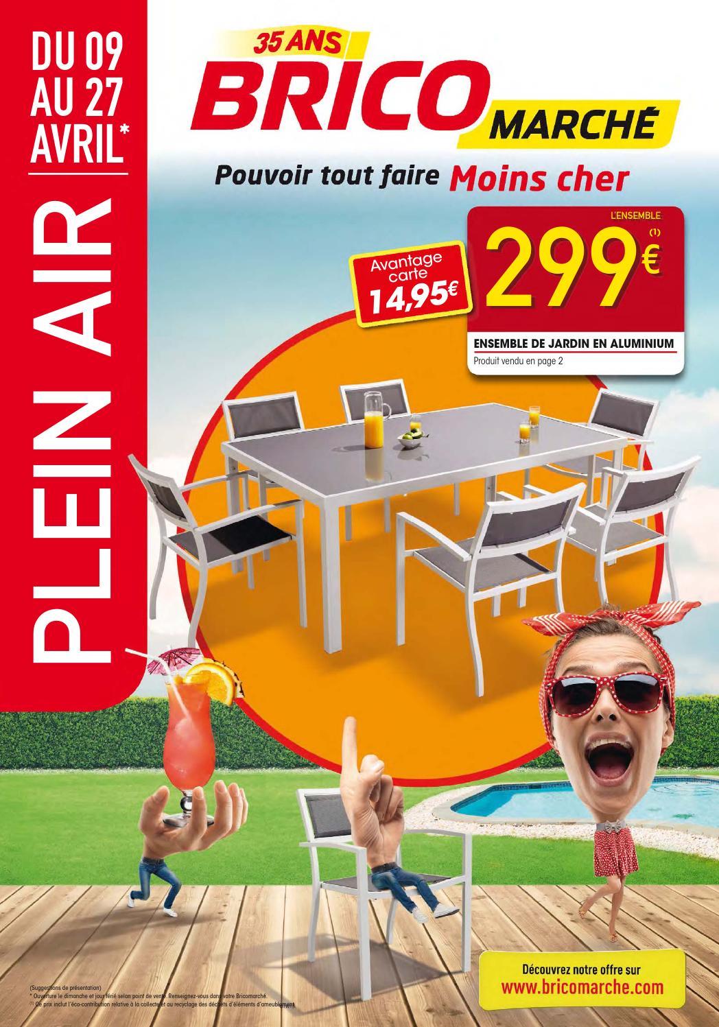 Catalogue Bricomarché - 9-27.04.2014 by joe monroe - issuu