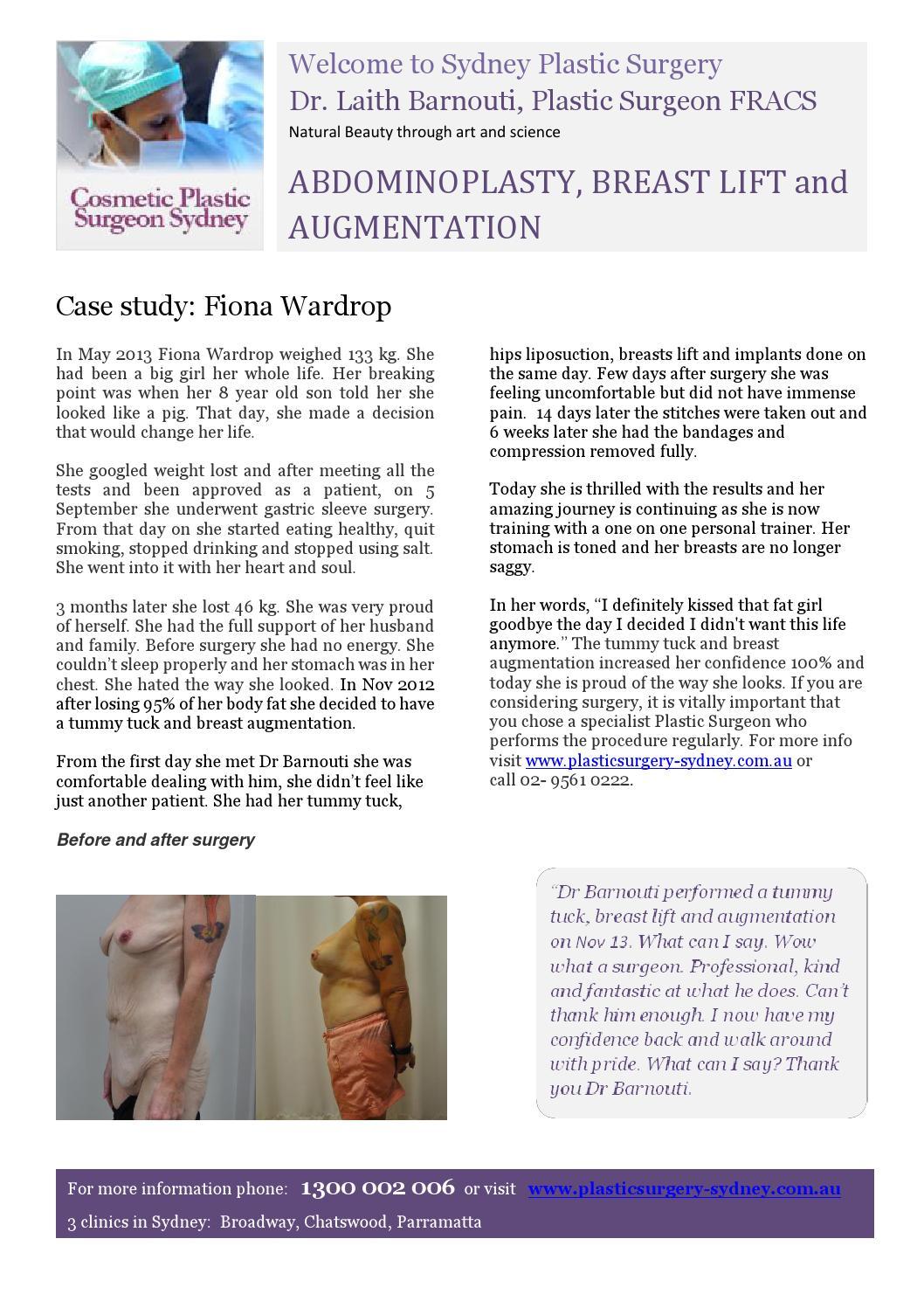 Plastic Surgery Sydney | Dr Laith Barnouti by Laith Barnouti