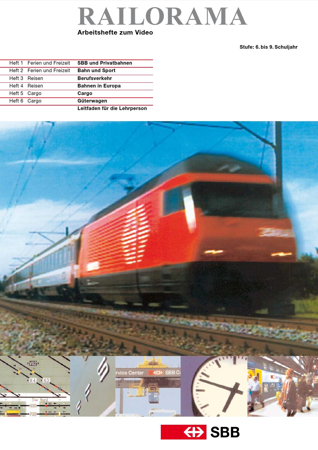 SBB Railorama by d-signsolution.com - issuu