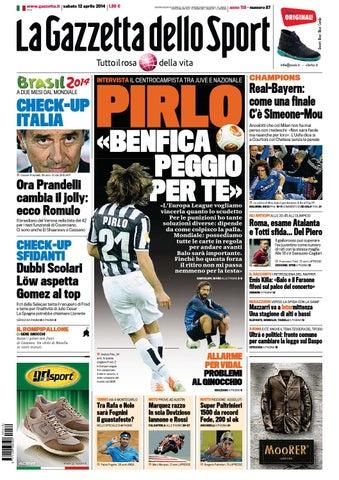 La gazzetta dello sport 12 04 2014 by gaetano grasso - issuu 7c4cedcea95