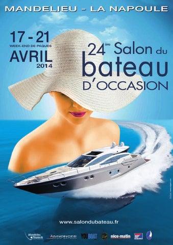 Salon du bateau d 39 occasion de mandelieu la napoule by - Office de tourisme mandelieu la napoule ...
