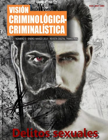 new styles 74638 d4620 Visión criminológica-criminalística No. 5 by Visión Criminológica ...