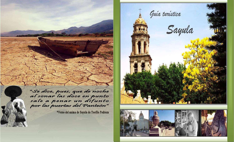 Guia turística de sayula by Guillermo Gaeta Contreras - Issuu  Gabriela
