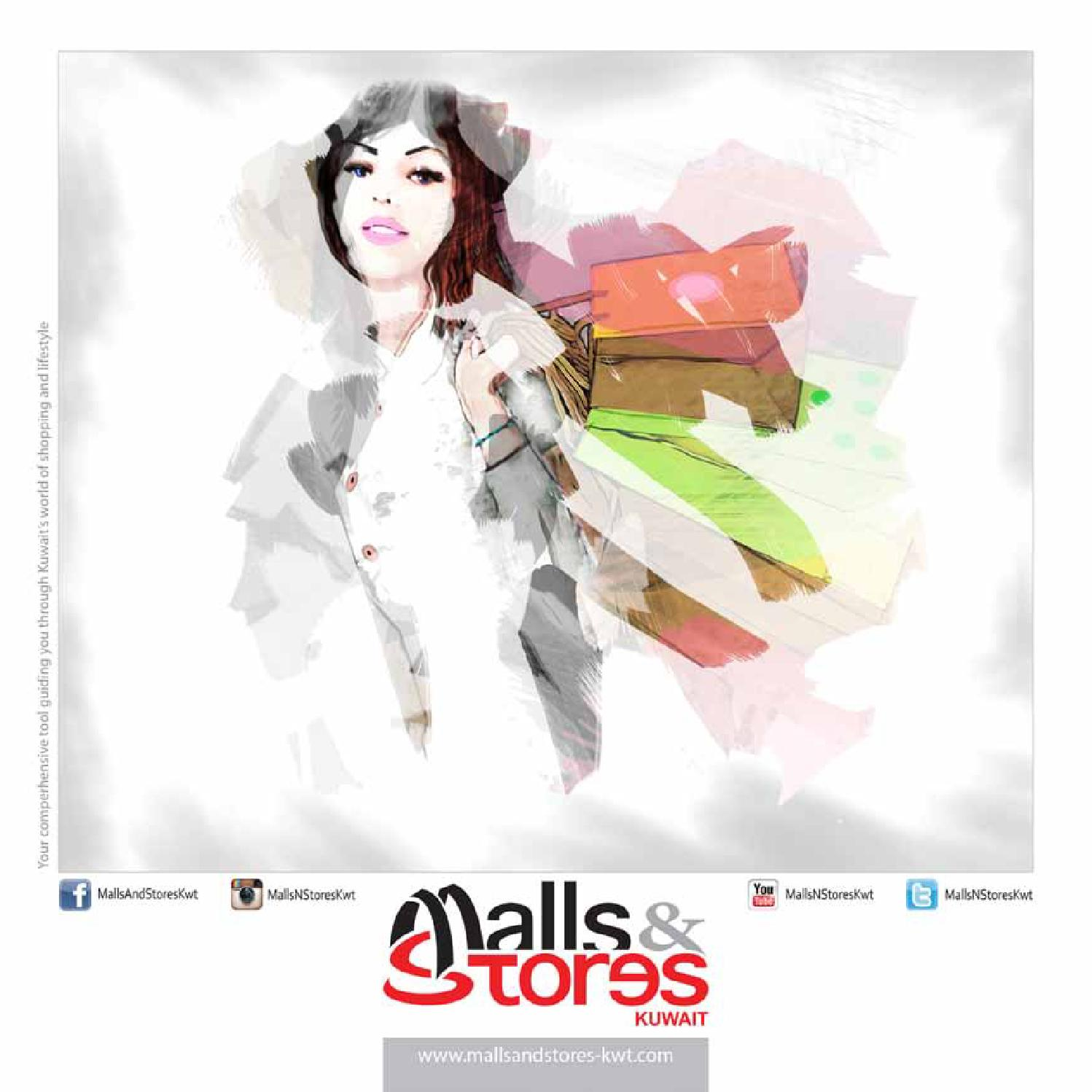 b66b4d66b4 Malls   Stores Spring Summer 2014 Issue by Malls and Stores Kuwait - issuu