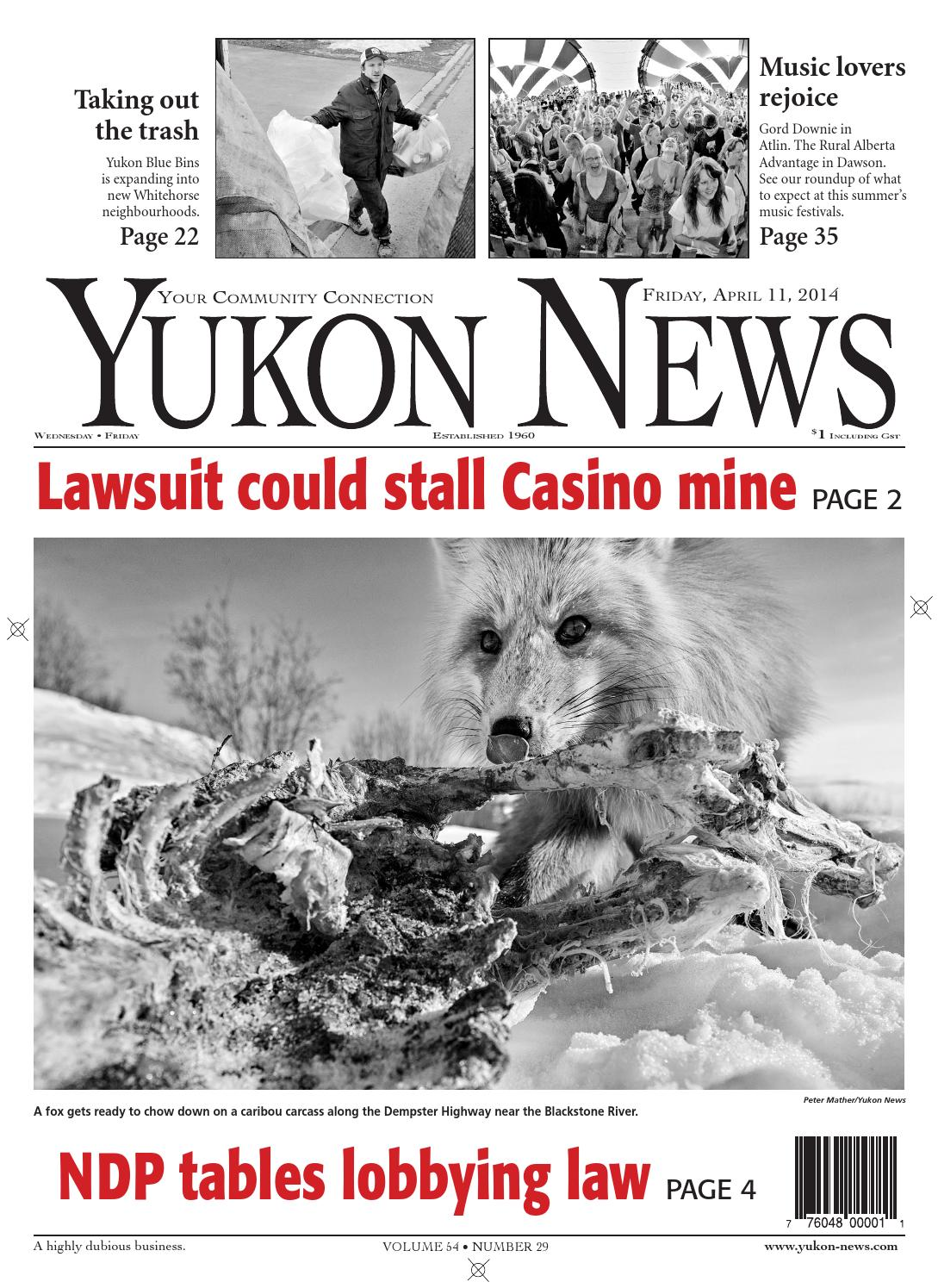Yukon News April 11 2014 By Black Press Issuu And Protection Circuit Design Of 200 300a Igbt Dave Ross Blog