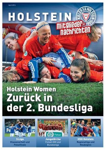 Holstein Kiel Mitgliedernachrichten 2014 By Eproducts Issuu
