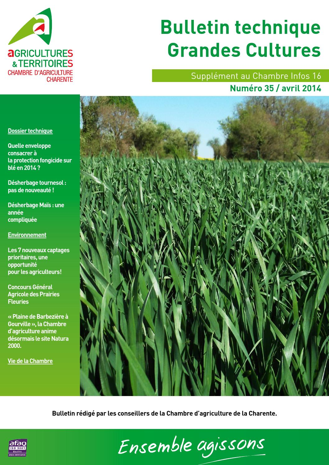 Bt gc35 web by cazaux sandrine issuu - Chambre d agriculture 24 ...