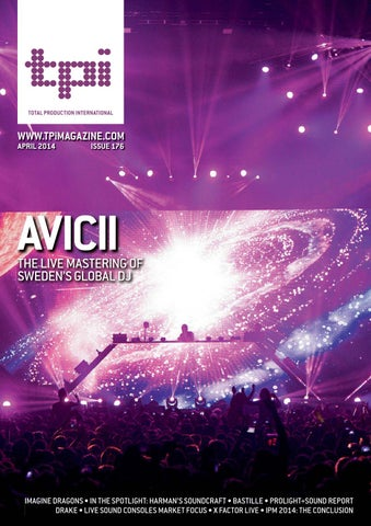 TPi April 2014 - Issue 176 by Mondiale Publishing - issuu 78ad44d728