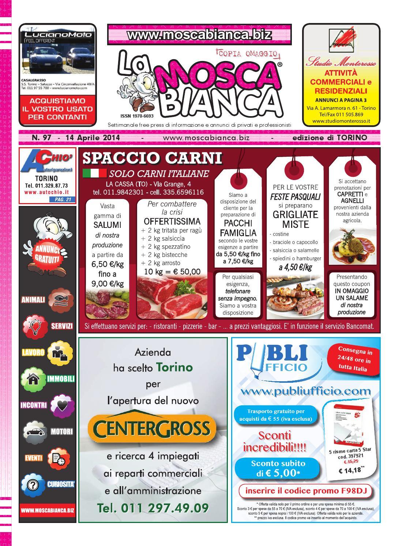Listino Prezzi Mobili Grange.La Mosca Bianca Torino N 97 By Publidok S R L Issuu