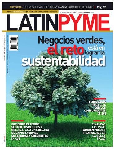 Edición Latinpyme No. 107