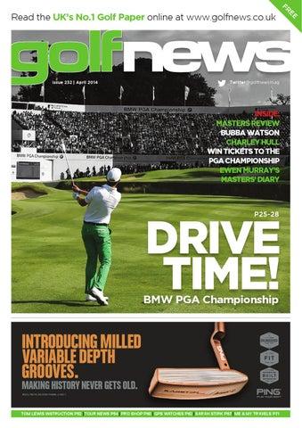6fec630995abc GolfNews April 2014 by Golf News - issuu