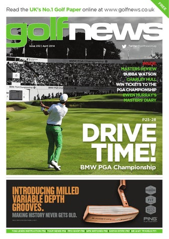 94b06abc04a35f GolfNews April 2014 by Golf News - issuu