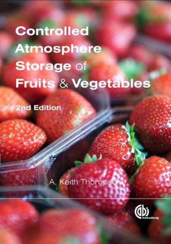 Controlled atmosphere storage of fruits and vegetables by Issam Bani ... 4ac14e351c