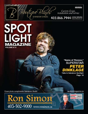 0813 By Spotlight Magazine