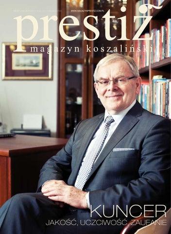 Prestiż Magazyn Koszaliński Kwiecień 2014 By Prestiż Magazyn