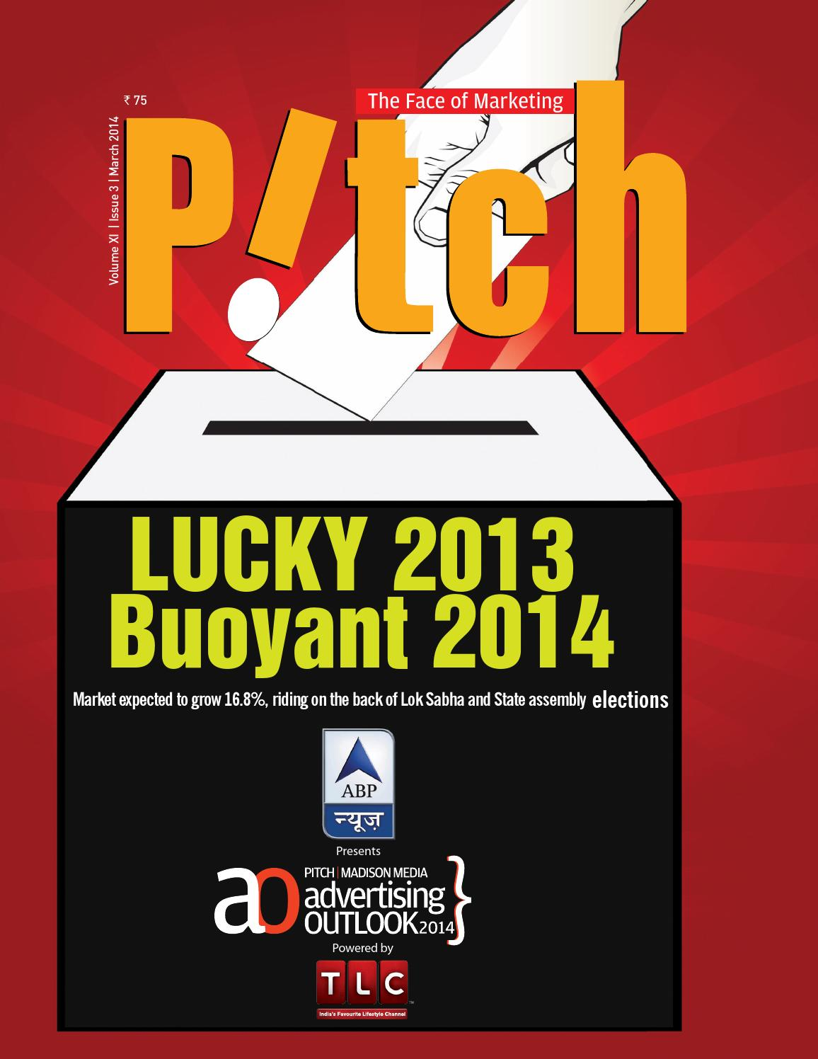 Pitch March Issue 2014 By Adsert Web Solutions Issuu Clear Complete Soft Care Sachet Shampo 1 Gtg