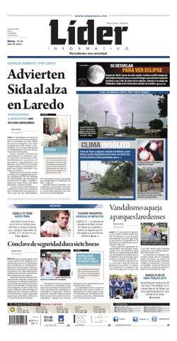 Lider20141504 by Líder Informativo - issuu fee1e1f0edf0f
