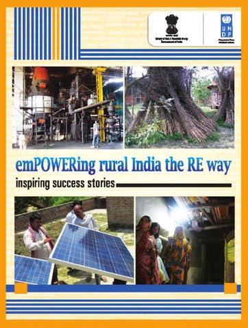 Empowering rural india the re way inspiring success stories