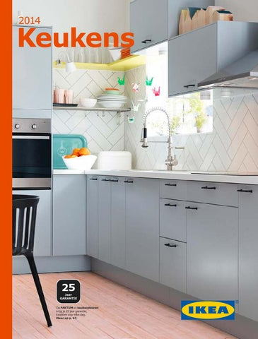 Beroemd brochure kitchen faktum nl by Ikea catalog - issuu @KD66