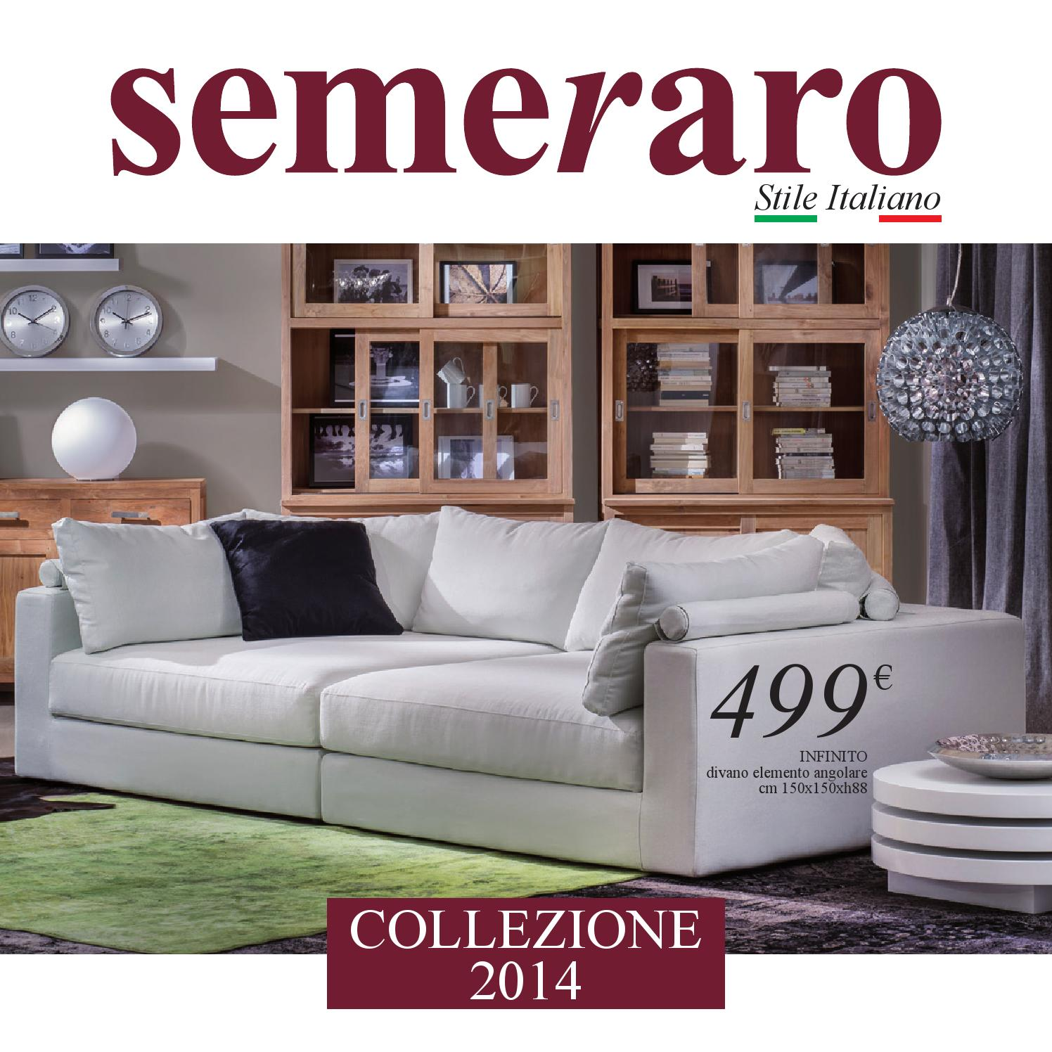 Catalogo semeraro 04 2014 by ovvio issuu - Cucina betty semeraro ...