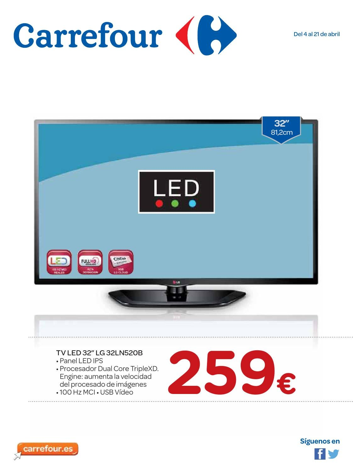 Catalogo Carrefour Electronica By Carrefour Online Issuu