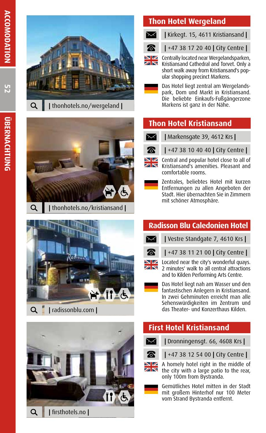 Official Guide For Kristiansand By Me Du Issuu