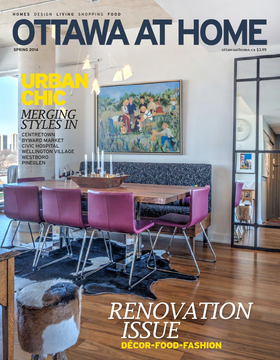 ottawa at home spring 2014 by great river media inc issuu