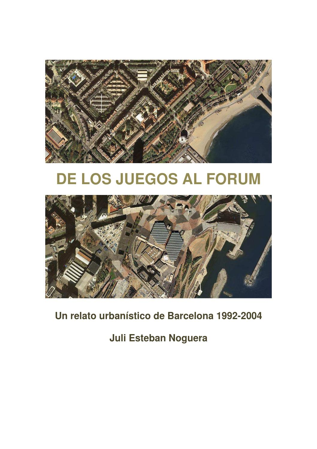 De los juegos al forum - Juli Esteban Noguera by Cooperativa Jordi Capell -  issuu 50f7db6f657