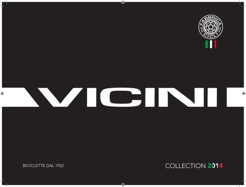 Catalogo Bici Vicini 2014 By Mancini Sas Issuu