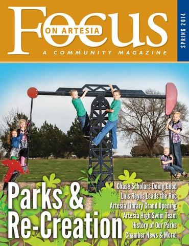 5f69e3e069b Focus on Artesia Spring 2014 by FocusNM.com - issuu