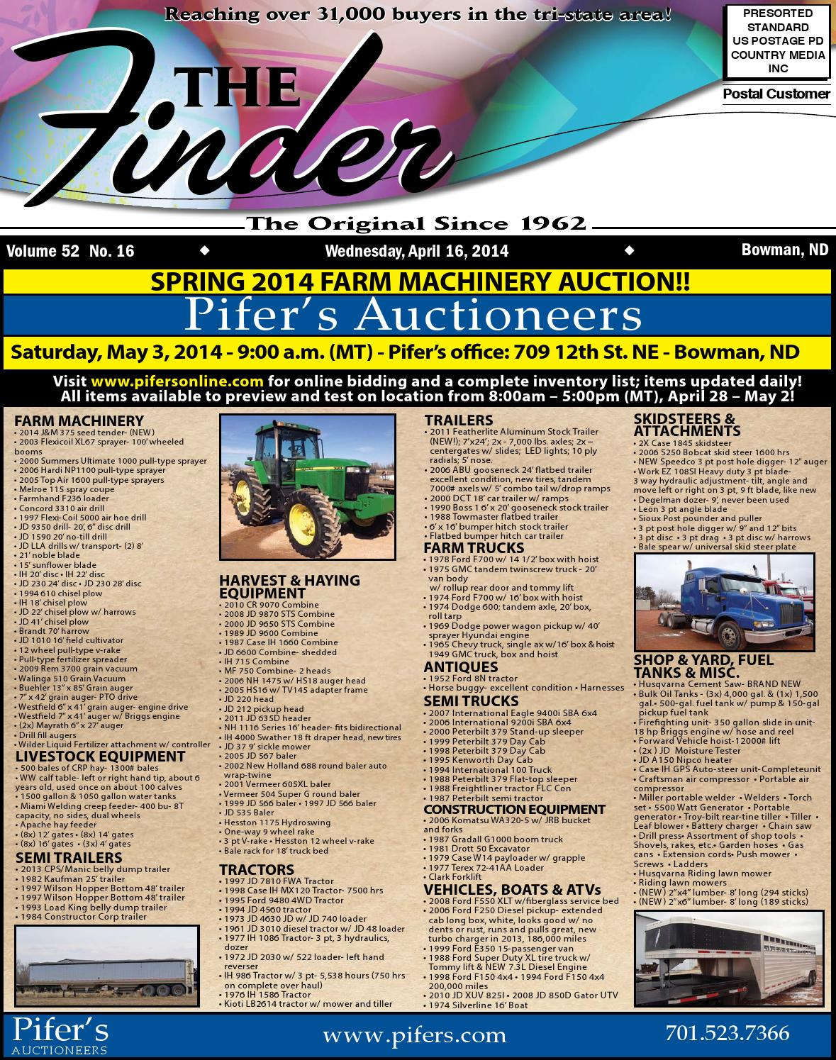 The finder 4 16 14 by CMI - issuu