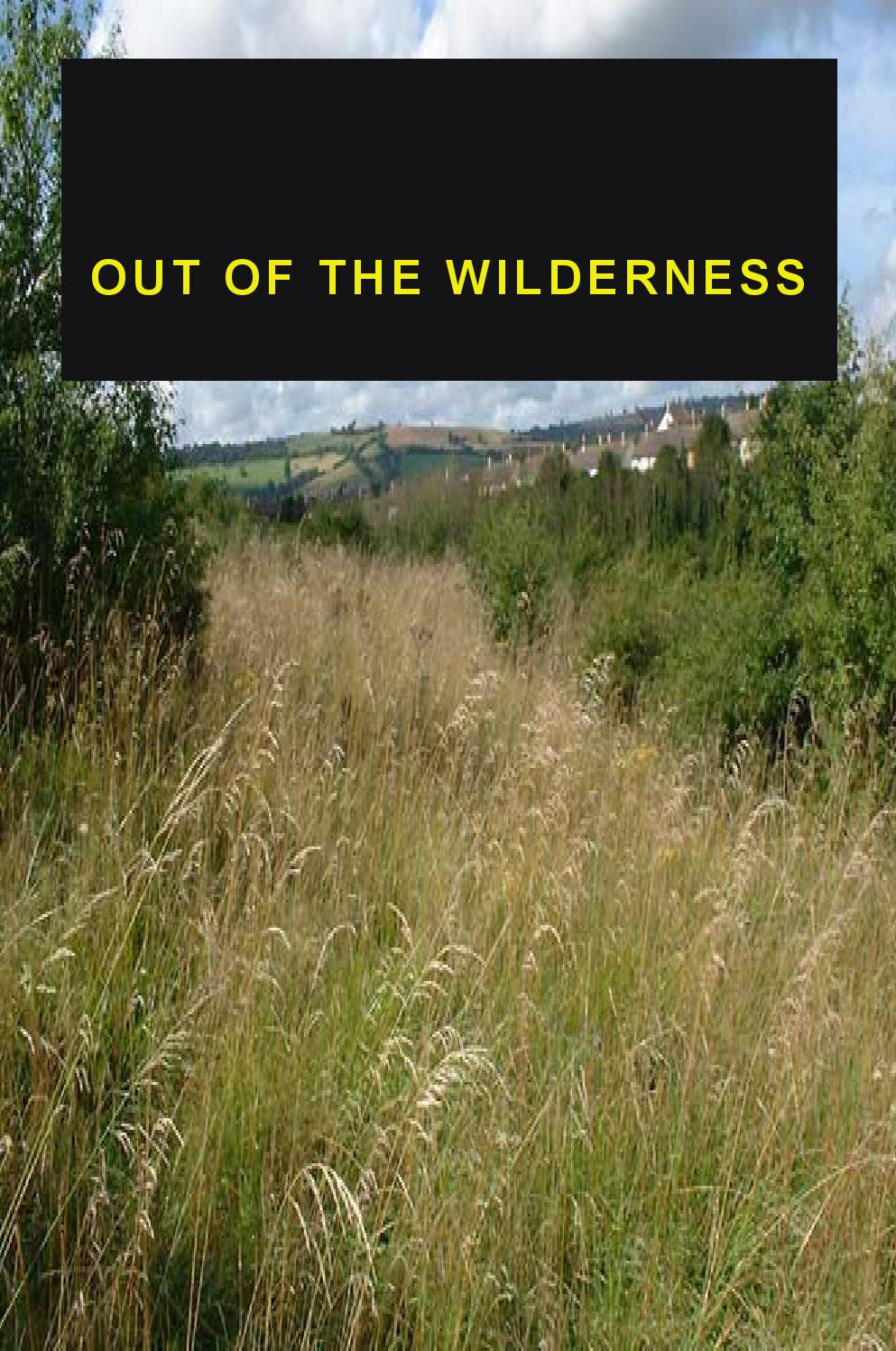 out of the wildernessrichard s pearson - issuu