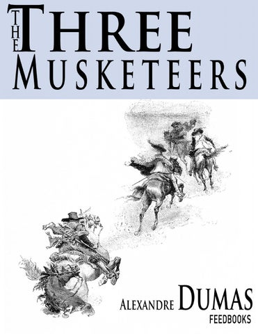 The Three Musketeers By Qmr Alzman Issuu