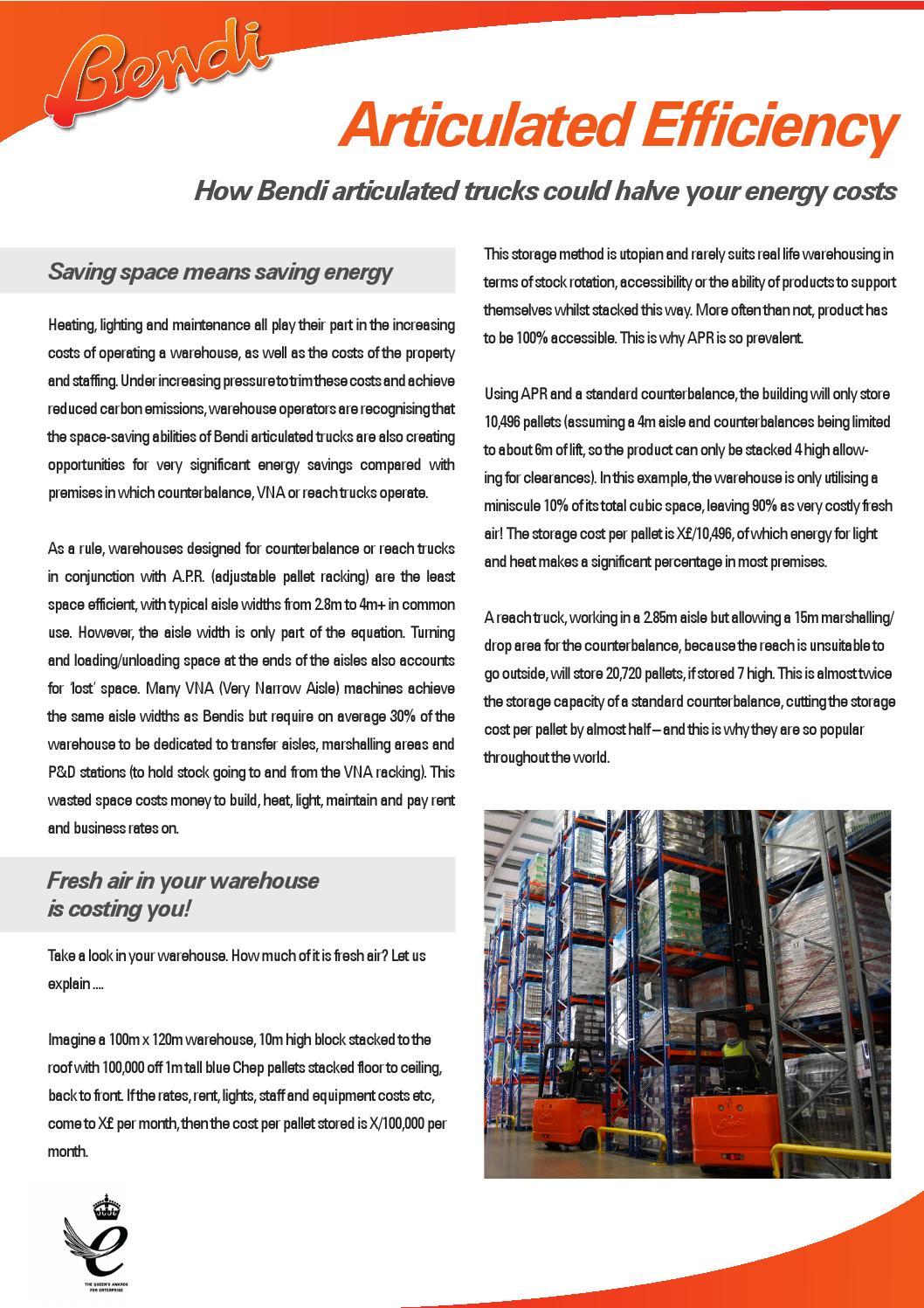 Energy efficiency case study by nigel@powerforklifts - issuu